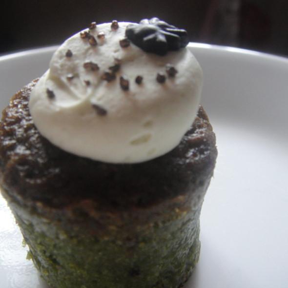 Green Tea Wasabi Cupcake @ Baked by Anita
