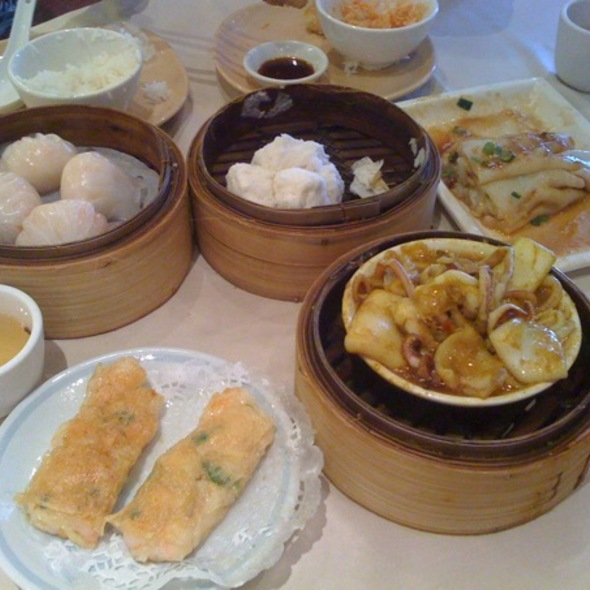 Dim Sum @ Forbidden City (Pacific Mall)