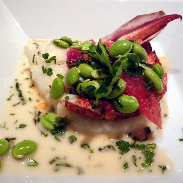 Seafood @ Gary Danko Restaurant