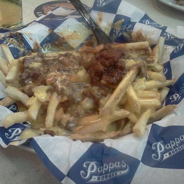 Pappas Burger @ Pappa's Burgers (Airport)