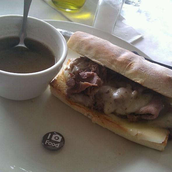 Chicago-style Italian Beef @ Zio Giovanni