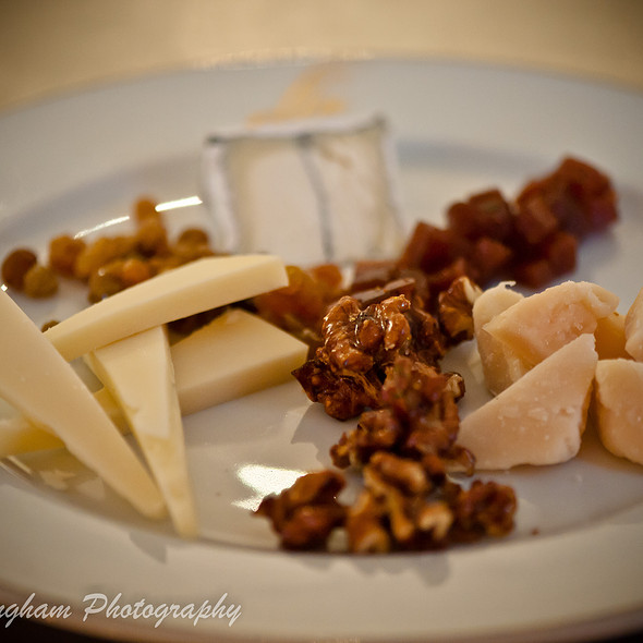 Cheese Plate @ Ella Dining Room & Bar