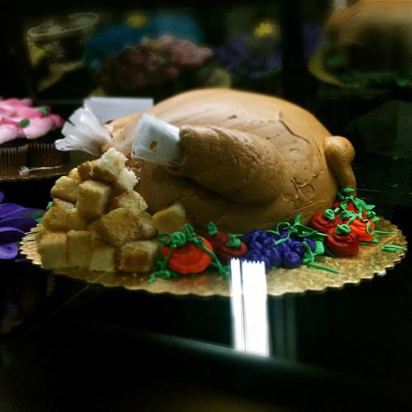 Turkey Cake @ HEB Grocery