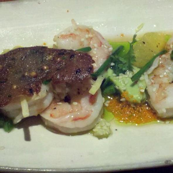Gulf shrimp @ OTOTO