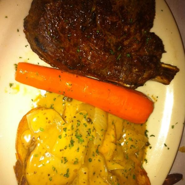 Bone-in Ribeye Steak - Bob's Steak & Chop House - Dallas on Lemmon Avenue, Dallas, TX