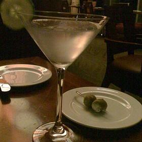 Gin Martini - Six One Six - JW Marriott Hotel Grand Rapids, Grand Rapids, MI
