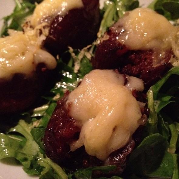 Chorizo-Stuffed Medjool Dates @ Tuck Shop