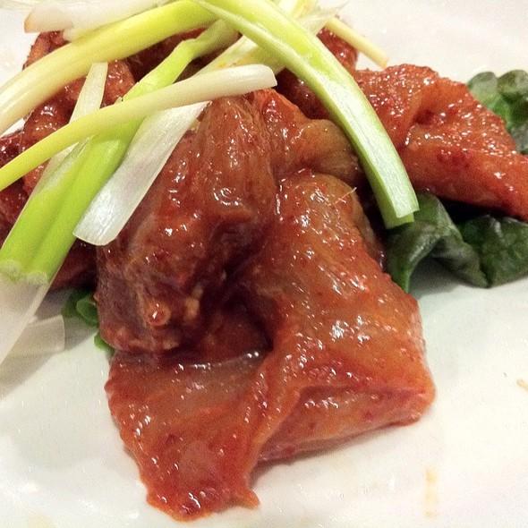 Spicy Chicken - Tozi, Chicago, IL