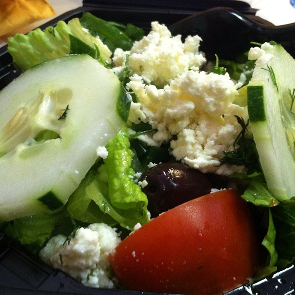 Mediterranean Salad @ artopolis