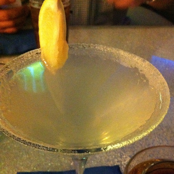 Lemon Drop Martini @ Caesars Palace Las Vegas Hotel & Casino
