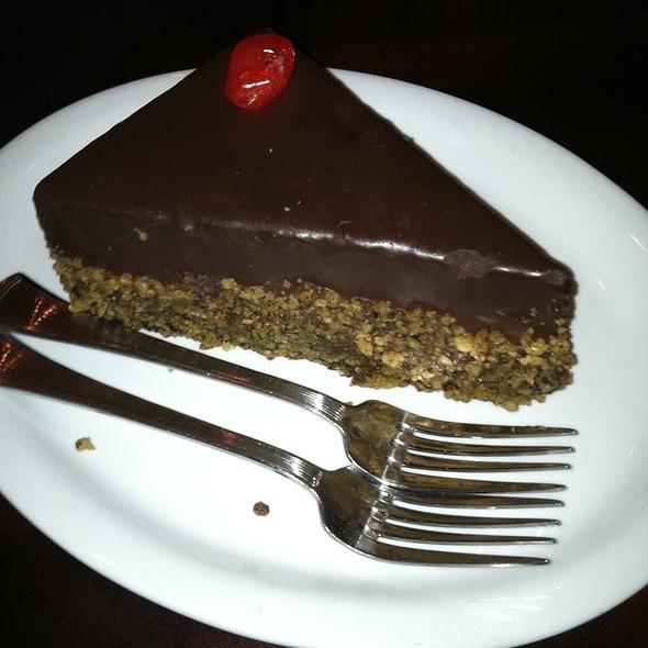 Boston Cream Cake @ Alpine Bakery