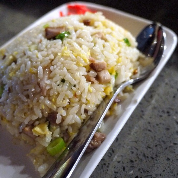 Fried Rice Side Dish @ Tabata Ramen