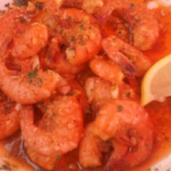 Peel and Eat Shrimp @ Fishy Fishy Cafe