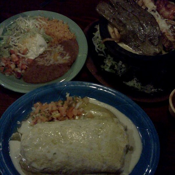 Burrito California @ Mr. Tequila