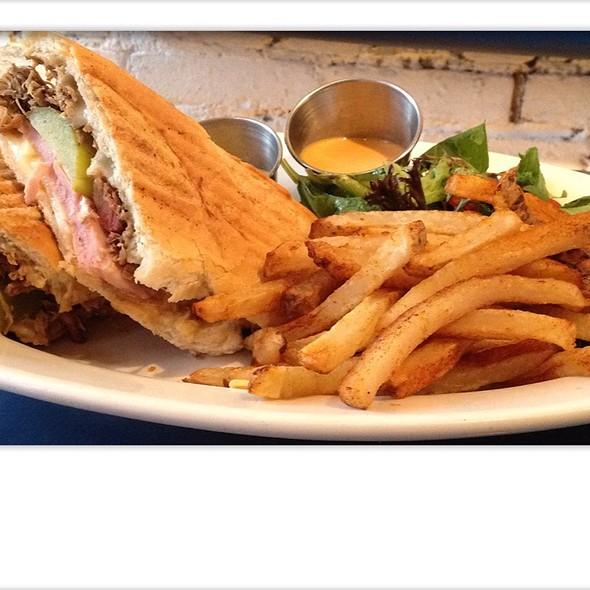 Cubano Sandwich @ Bogota Latin Bistro