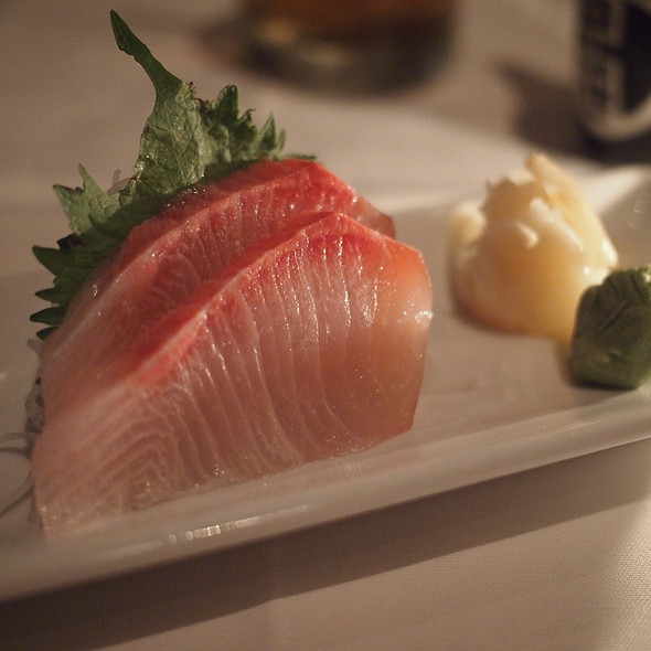 Kampachi Sashimi - Atlantic Grill Near Lincoln Center, New York, NY