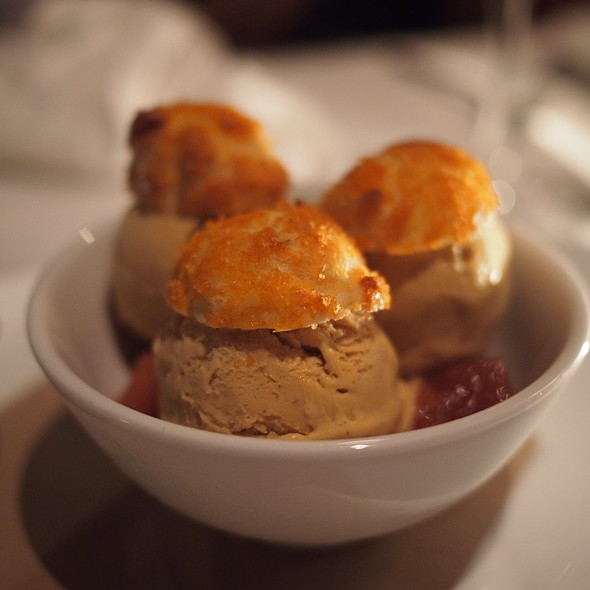Pumpkin Profiteroles - Atlantic Grill Near Lincoln Center, New York, NY