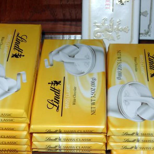 Lindt Swiss Chocolate @ Crossroads World Market