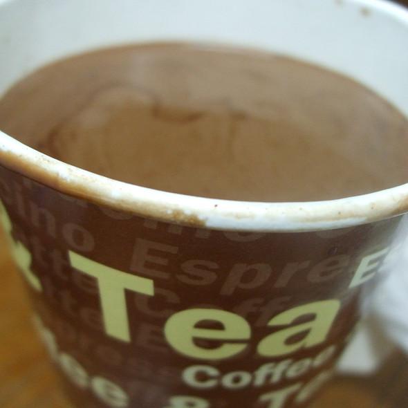 Hot Chocolate @ Agafe @ MOC