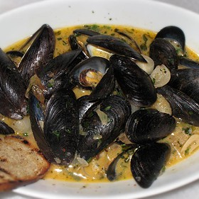 Mussels - Franco, St. Louis, MO