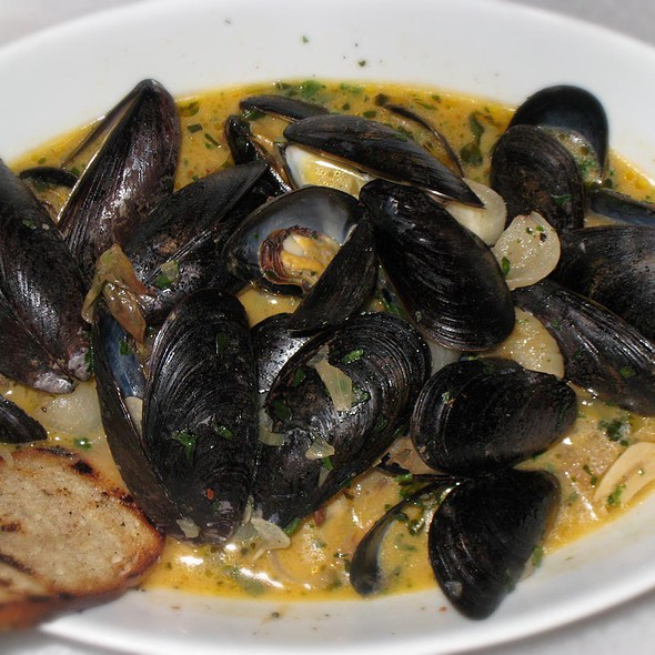 Mussels @ Franco