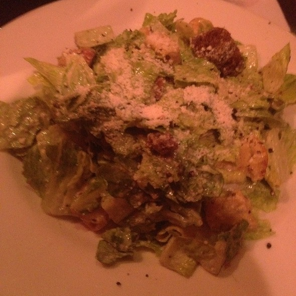 Caesar Salad @ Durant's