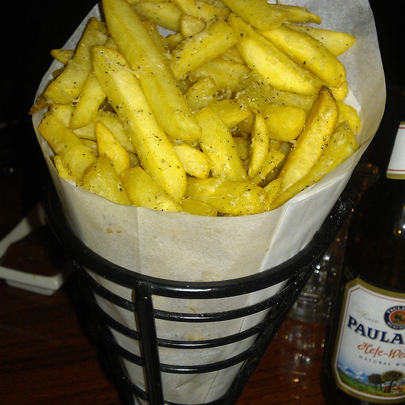 Fries @ The Vine Restaurant and Wine Bar
