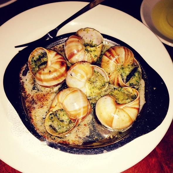 Escargots - La Sirene, New York, NY