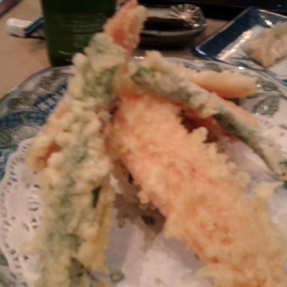 Vegetable Tempura @ Howe