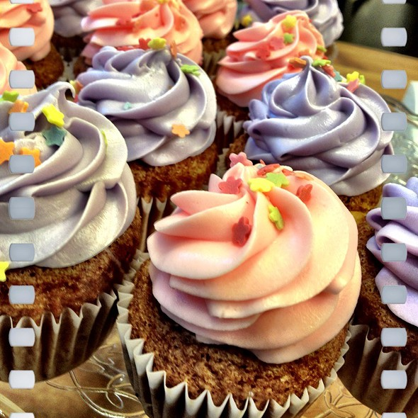 Cupcakes @ Cup & Cake
