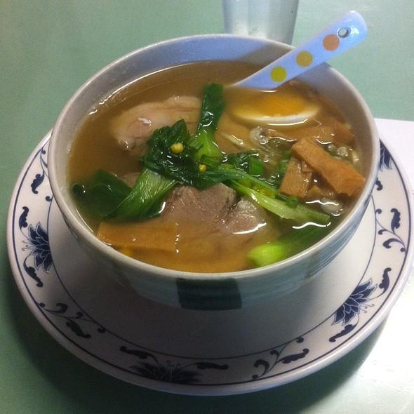Shoyu Ramen @ Golden Wok