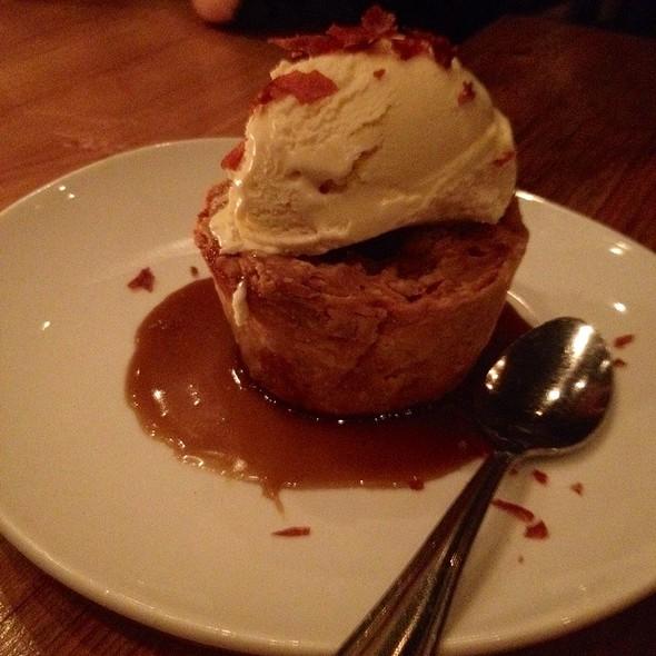 Apple Pie With Goat Cheese Gelato @ Barbuzzo