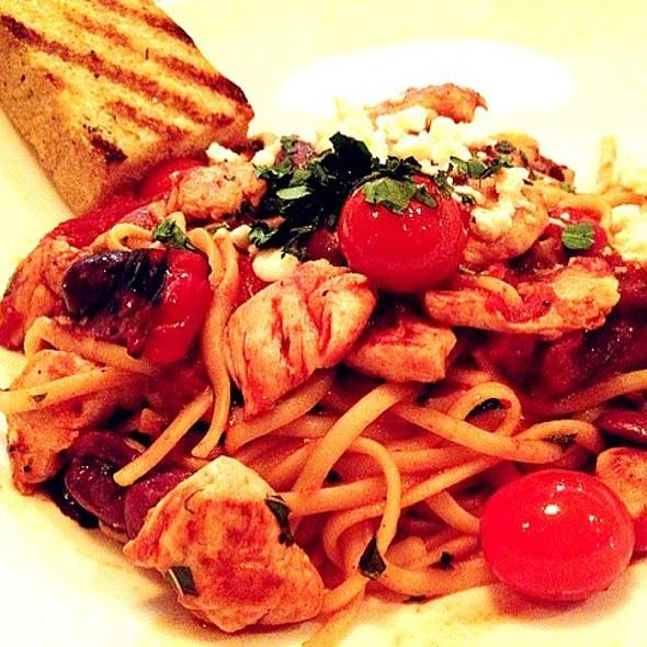 Chicken Pasta @ Earls Restaurant