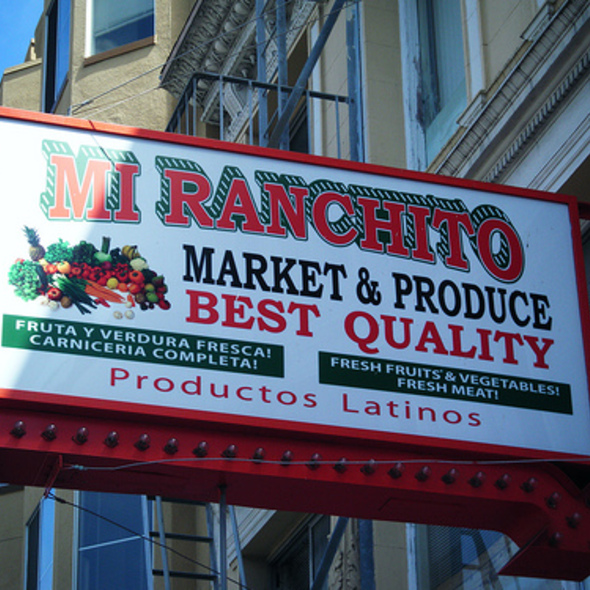 Fresh Produce @ Mi Ranchito Produce Market