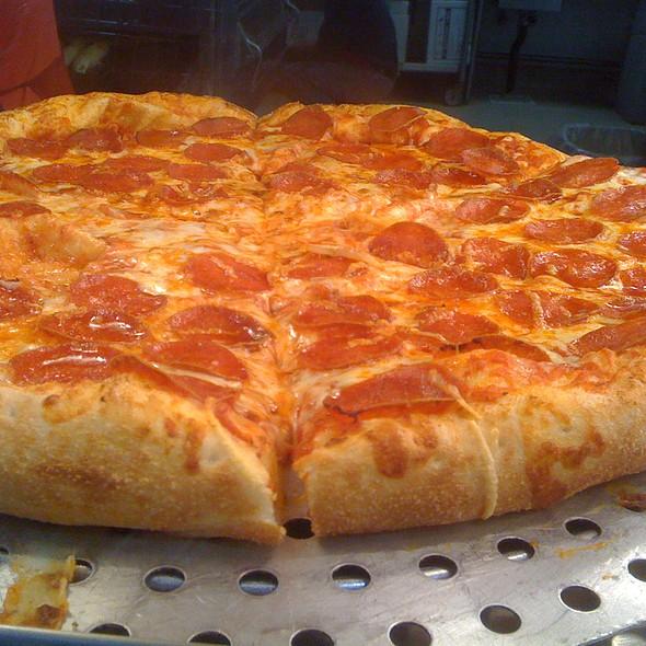 Pepperoni Pizza @ Costco