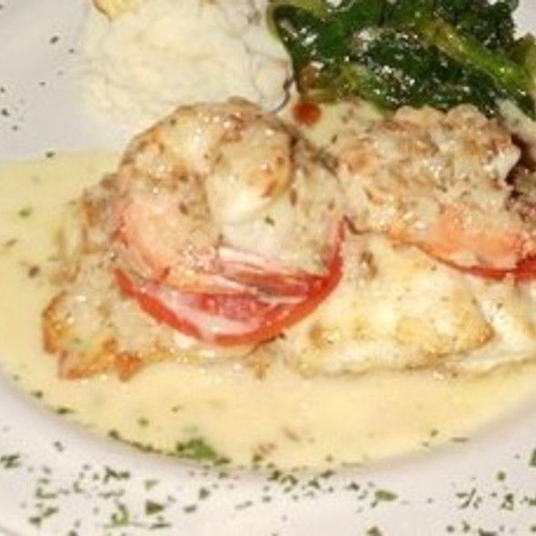 Veal with Shrimp in Cream Sauce  - La Grotta - Richmond, Richmond, VA