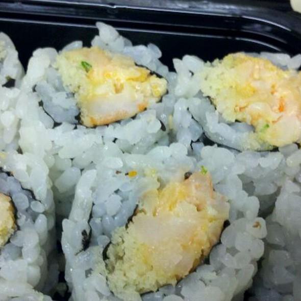 Crunchy shrimp roll - Sushiko - Chevy Chase, Chevy Chase, MD