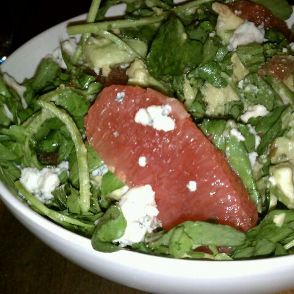 Avocado, Grapefruit And Blue Cheese Salad @ Fare