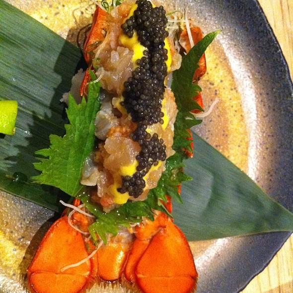 Live Lobster Sashimi - Soto, New York, NY