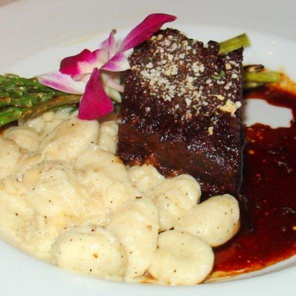 Braised Beef Shortrib