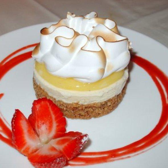 Lemon Meringue Cheesecake @ Elements Restaurant & Bar