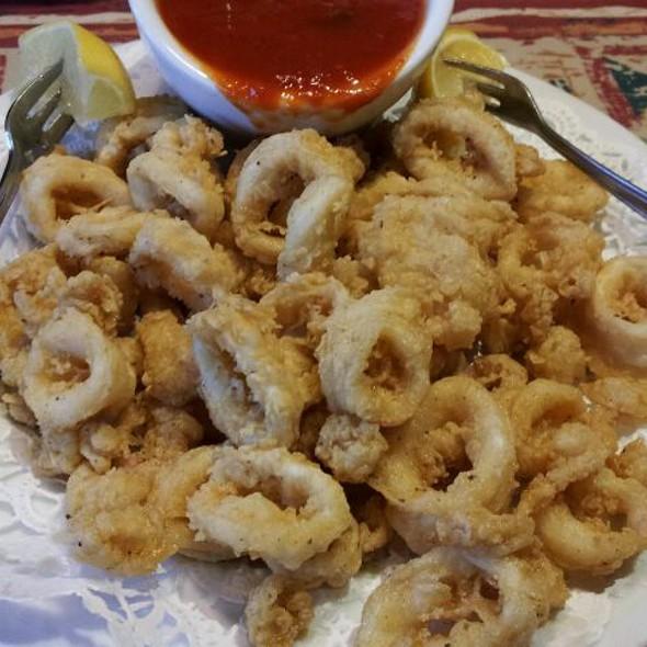 Calamari Fritti @ Cafe Antonio