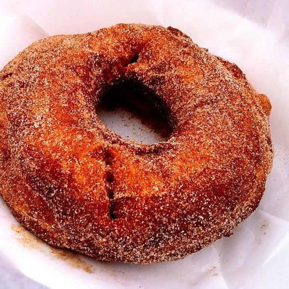 Naughty & Nice Donut