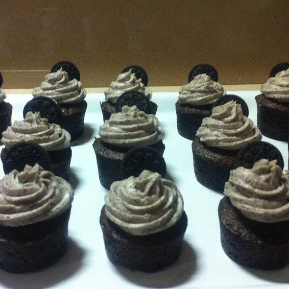 Cupcakes De Oreo @ Home