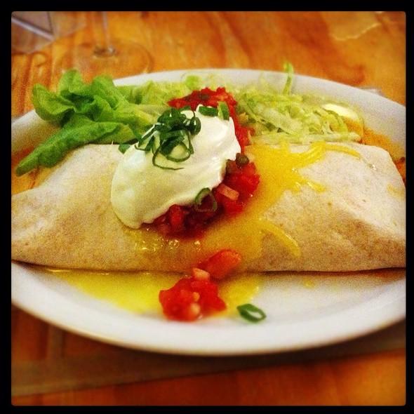 Burrito @ El Gringos Mexican Restaurant
