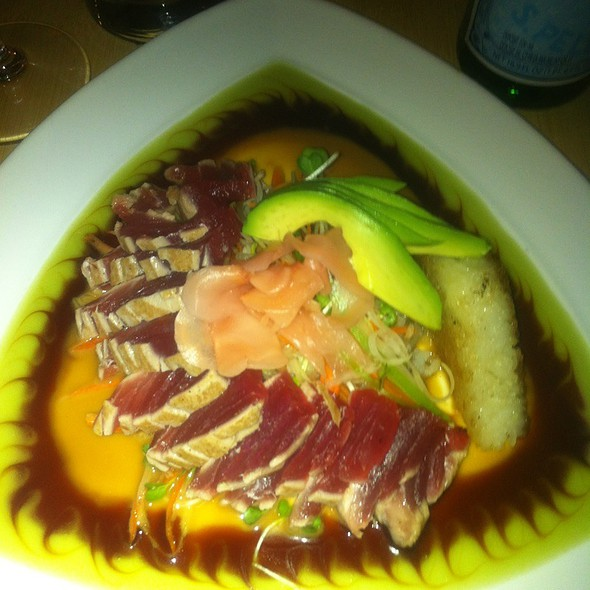 Ahi tuna @ Pacific Rim by Kana