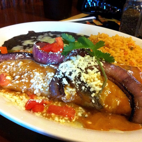 Chipotle Burrito @ Los Hermanos Taqueria Lawrenceville