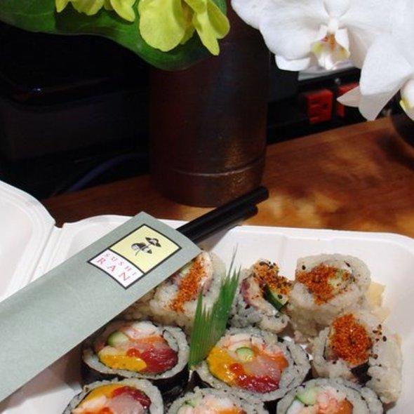 Sushi @ Sushi Ran