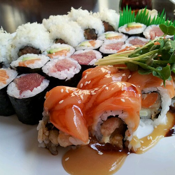 Special Mixed Sushi