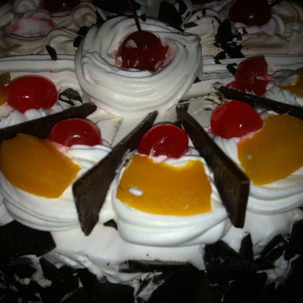 Black Forest Cake @ Goldilock's Bakeshop